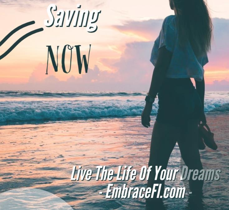 Reasons to Start Saving Now