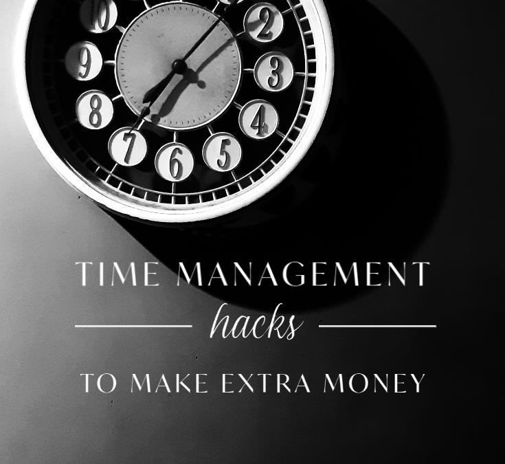 Make Time to Make Extra Money
